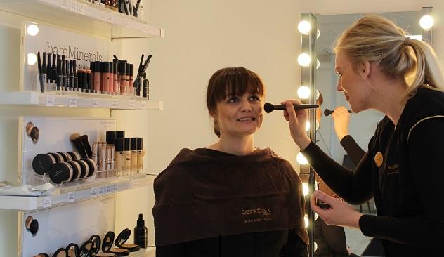 Makeup vejledning