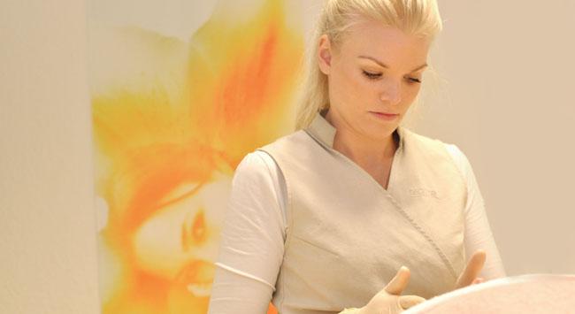 Kosmetolog/hudterapeut Kristina Brændstrup