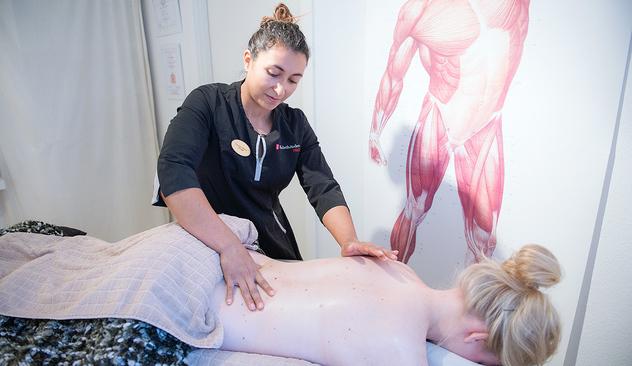 Fysiurgsik Graviditets massage
