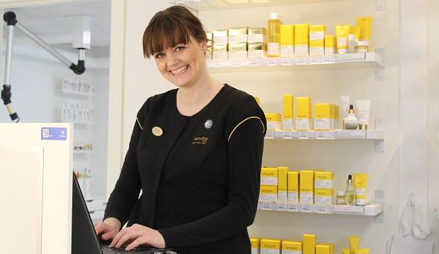 Kosmetiker Pia Sofie Frydenlund